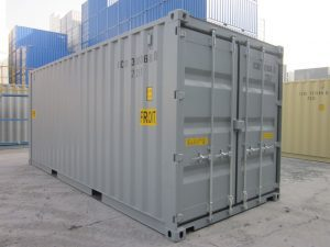 20' one-trip container for sale